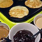 recette Crêpes au lait de chanvre sans gluten