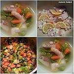 recette Soupe de poisson Cardiff