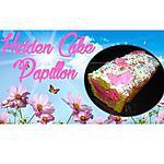 recette Hidden Cake Papillon