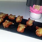 recette Saucisses gratinées apéritives