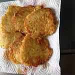 recette Râpés A La Pomme De Terre