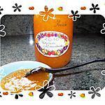 recette marmelade de potiron et clémentines