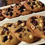recette Cookies de Mr Conticini, mon chouchou
