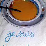 recette Velouté de carotte au lait de coco thermomix