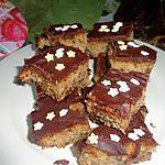 recette carrées de pâques a la chapelure