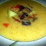 recette Soupe d'endives, pommes de terre et harengs