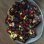 recette gateau de Pâques chocolat praliné coco mascarpone