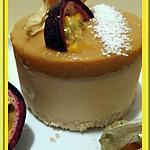 recette Minis Bavarois aux fruits exotiques