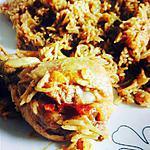 recette Biryani au poulet
