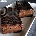 recette Gâteau au chocolat et mascarpone de Cyril Lignac