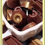 recette Chocolats fourrés à la pâte de Gavotte