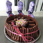 recette Gâteau de Pâques Fingers