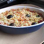 recette fricassée  de morue   pommes de terre oignons