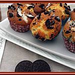 recette Muffins aux Oréos