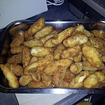 recette Croquettes de pommes de terre