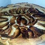 recette Tarte au pommes