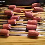 recette Spaghetti aux saucisses de Francfort
