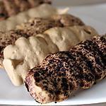 recette Meringues au café et (chocolat) !