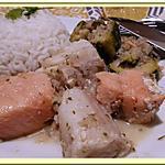 recette Tajine de poissons au curry