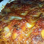 recette Gratin de quenelles à la bolognaise