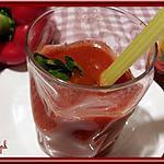 recette Jus de tomates