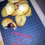 recette Les coquelines fait maison à la fraise