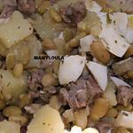 recette Salade d'agneau