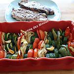 recette Tian de Légumes Méridionnal