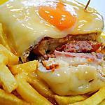 recette Francesinha, de Porto.