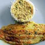 recette Pangas crème de curry