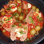 recette RESTE DE MON PATE BERRICHON