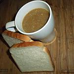 recette Soupe champignons - carottes