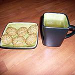 recette Biscuits au thé earl grey de Martha STEWART