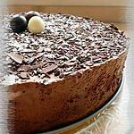 recette Gâteau d'anniversaire de Christophe FELDER