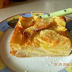 recette Gâteau invisible pommes & poires