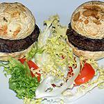 recette Champi'burger