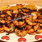 recette Crevettes épicées à la Marocaine