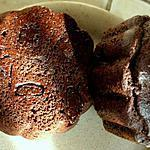 recette Muffins agrumes fort en chocolat
