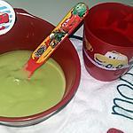 recette Velouté d'haricots vert au jambon
