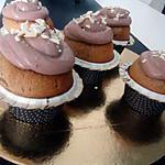 recette Cupcakes au deux chocolats