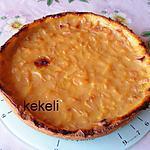 recette Tarte aux pommes de grand-mère