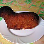 recette Gâteau agneau de Pâques