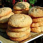 recette Cookies à la banane et amandes