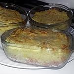 recette Hachis parmentier de jambon