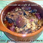 recette Cassoulet toulousain