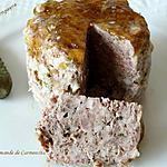 recette Paté de campagne en conserve