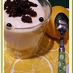 recette Crème de citron et mascarpone léger