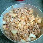 recette salade de thon au pomme