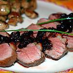 recette Filets de canard caramélisés au vinaigre balsamique