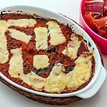 recette Gratin de cardes, tomates et tomme